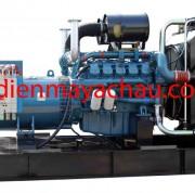Máy phát điện Doosan 110 Kva